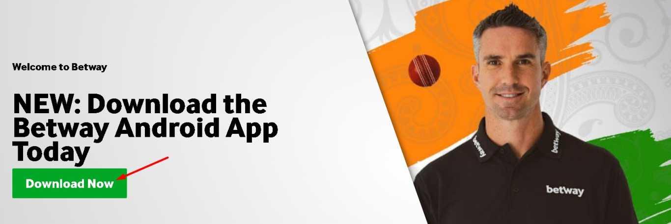 Betway Andriod app