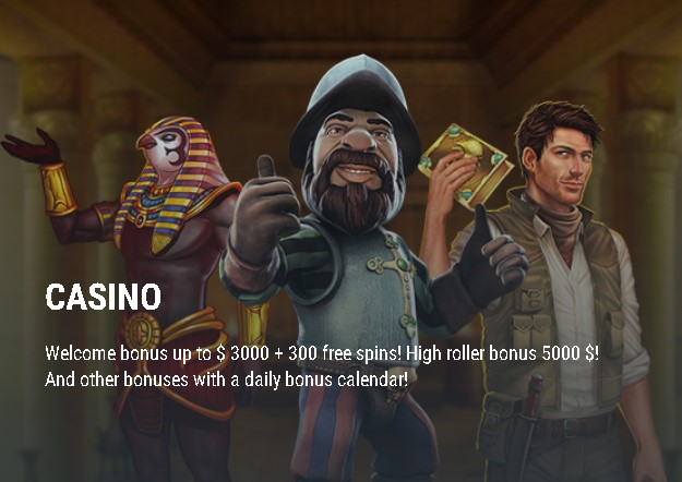 Parimatch casino welcome bonus